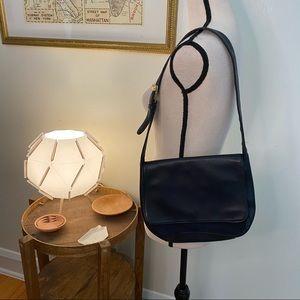 Vintage Ralph Lauren Leather and Nylon Bag